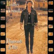 LP - Rodney Crowell - Diamonds & Dirt