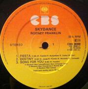 LP - Rodney Franklin - Skydance