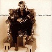 CD - Rod Stewart - A Spanner in the Works