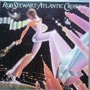 LP - Rod Stewart - Atlantic Crossing - Gatefold