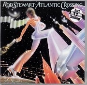 LP - Rod Stewart - Atlantic Crossing - Gatefold sleeve