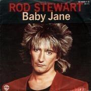 7'' - Rod Stewart - Baby Jane