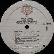 LP - Rod Stewart - Body Wishes