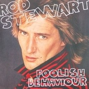 LP - Rod Stewart - Foolish Behaviour
