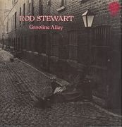 LP - Rod Stewart - Gasoline Alley - german original, swirl