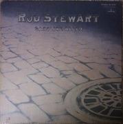 LP - Rod Stewart - Gasoline Alley - embossed gatefold