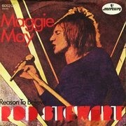 7'' - rod stewart - maggie may