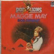 LP - Rod Stewart - Maggie May