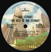 Double LP - Rod Stewart - The Best Of Rod Stewart - Gatefold