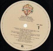 LP - Rod Stewart - Tonight I'm Yours