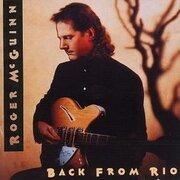 CD - Roger Mc Guinn - Back from Rio