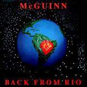 CD - Roger Mcguinn - Back from Rio