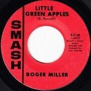 7inch Vinyl Single - Roger Miller - Little Green Apples