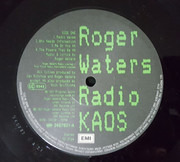 LP - Roger Waters - Radio K.A.O.S.