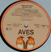 LP - Roger Whittaker - Greatest Hits