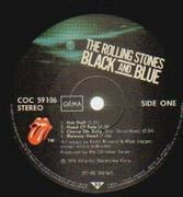 LP - The Rolling Stones - Black And Blue