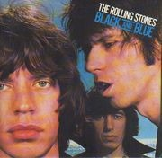 CD - Rolling Stones - Black and blue