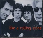 CD Single - The Rolling Stones - Like A Rolling Stone