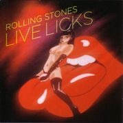 Double CD - The Rolling Stones - Live Licks