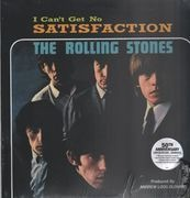 12inch Vinyl Single - Rolling Stones - Satisfaction - Numbered, 180g