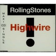 CD Single - Rolling Stones - Highwire