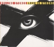 CD Single - Rolling Stones - Love Is Strong