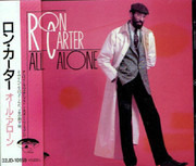 CD - Ron Carter = Ron Carter - All Alone = オール・アローン