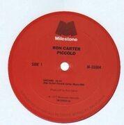 Double LP - Ron Carter - Piccolo - Oringinal Red Labels