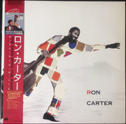 LP - Ron Carter - The Man With The Bass
