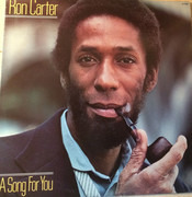 LP - Ron Carter - A Song For You