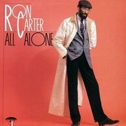 LP - Ron Carter - All Alone
