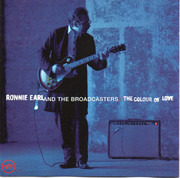 CD - Ronnie Earl And The Broadcasters - The Colour Of Love
