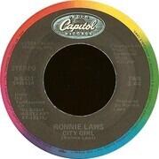 7inch Vinyl Single - Ronnie Laws - City Girl