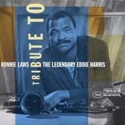CD - Ronnie Laws - Tribute To The Legendary Eddie