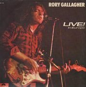 LP - Rory Gallagher - Live In Europe