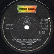 7'' - Rose Royce - Love Don't Live Here Anymore