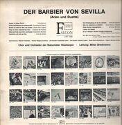 LP - Rossini - Der Barbier von Sevilla (Mihai Brediceanu)