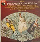 LP-Box - Rossini/ J. Levine,London Symphony Orchestra, John Alldis Choir, N. Gedda, R. Raimondi - Der Barbier von Sevilla - quadrophonic, booklet with libretto