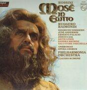 LP-Box - Rossini - Mose in Egtto, Ruggero Raimondi, Philh Orch, Scimone