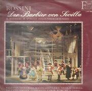 LP - Rossini, Mihai Brediceanu - Der Barbier von Sevilla