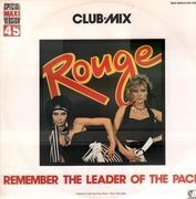 12inch Vinyl Single - Rouge - Remember The Leader Of The Pack