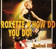 CD Single - Roxette - How Do You Do!