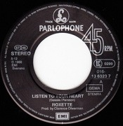 7'' - Roxette - Listen To Your Heart