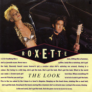 7'' - Roxette - The Look / Silver Blue