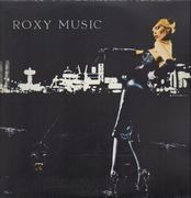 LP - Roxy Music - For Your Pleasure - Original 1st German pink rim