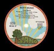 LP - Roxy Music - Roxy Music - 1st GER Pink Rim Island
