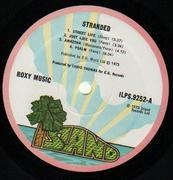 LP - Roxy Music - Stranded - Pink Rim Island