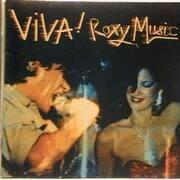 LP - Roxy Music - Viva ! The Live Roxy Music Album
