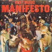 LP - Roxy Music - Manifesto