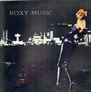 LP - Roxy Music - For Your Pleasure - orange labels